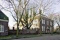 Zicht op Lyceum achter de conciërgewoning - Rotterdam - 20412794 - RCE.jpg