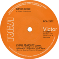 Ziggy Stardust by David Bowie UK vinyl single.png