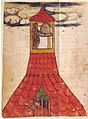 Zytglogge sketches 1534 - bell tower.jpg