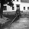 """""""Bačn""""- sod za vodo vozit, Viševek 1962.jpg"""