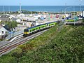 """New"" Rosslare Europort Railway Station - geograph.org.uk - 1424205.jpg"