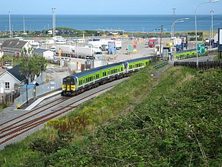 Rosslare Europort railway station