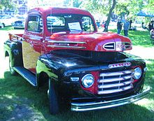 Pickup Trucks Edit 1949 Mercury M Series