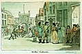 'The Bar', Southampton (caricature) RMG PW4941.jpg