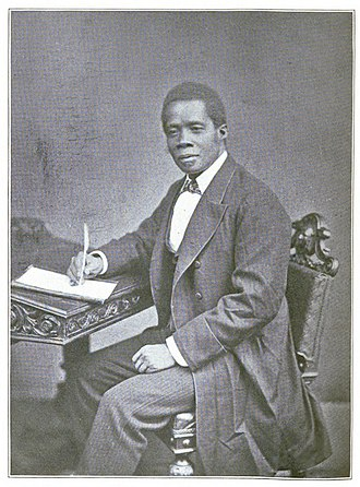 Minister of Foreign Affairs (Liberia) - Image: (1904) E.W. Blyden