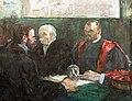(Albi) Un examen à la faculté de Médecine de Paris - Toulouse-Lautrec 1901 MTL.216.jpg