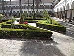 (Iglesia de San Francisco, Quito) Convento pic.b7 interior courtyard.JPG