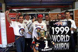1999 Grand Prix motorcycle racing season