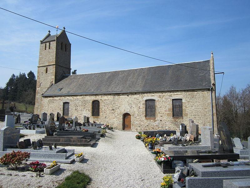 église Saint-Maur de fr:Saint-Maur-des-Bois
