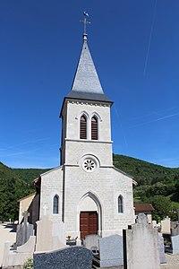 Église St Laurent Pressiat Val Revermont 1.jpg