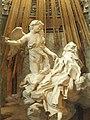 Éxtasis de Santa Teresa, Gian Lorenzo Bernini, Roma, Italia, 2019 08.jpg