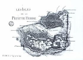 Plan parcellaire de 1770