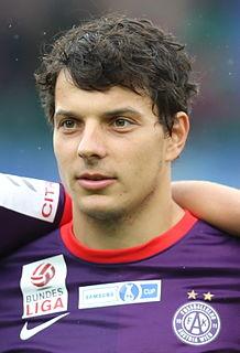 Philipp Hosiner Austrian footballer