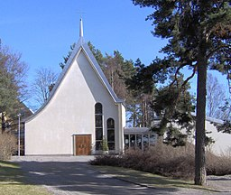 Alle Helgeners kirke