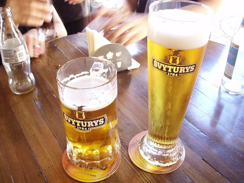 Bebidas na Lituânia
