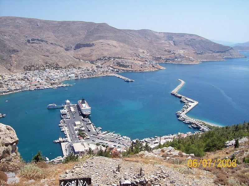 File:Λιμάνι Καλύμνου.jpeg