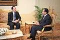 Περιοδεία ΥΠΕΞ, κ. Δ. Δρούτσα, στη Μέση Ανατολή Αίγυπτος - Foreign Minister, Mr. D. Droutsas Tours Middle East Egypt (19.10.2010) (5096114593).jpg