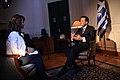 Περιοδεία ΥΠΕΞ, κ. Δ. Δρούτσα, στη Μέση Ανατολή Αίγυπτος - Foreign Minister, Mr. D. Droutsas Tours Middle East Egypt (5098494999).jpg