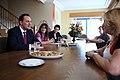 Περιοδεία ΥΠΕΞ, κ. Δ. Δρούτσα, στη Μέση Ανατολή - Αμμάν, 17.10.2010 Συνάντηση με Προεδρείο Συλλόγου Ελληνίδων Ιορδανίας (5092707682).jpg