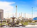 Астана, Мечеть Хазрет Султан - panoramio (1).jpg