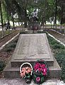 Братська могила воїнів радянської армії. Список воїнів, що загинули в період 1941-1945 років, с. Тучин.JPG