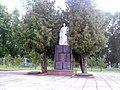 Братська могила радянських воїнів..JPG