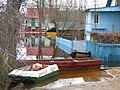 Весенний разлив реки Дрыса. Верхнедвинск. Drysa River spill. Verkhnedvinsk. - panoramio.jpg