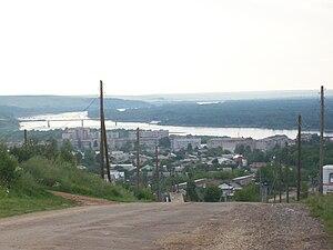 Vyatskiye Polyany - View of Vyatskiye Polyany