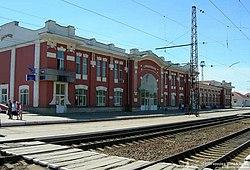 Вокзал станции Синельниково 1 2057416.jpg