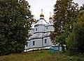 Вороновиця - Михайлівська церква в присілку Ганщина DSC 1725.JPG