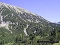Вр.Тодорка от пътя за хижа Вихрен,Todorka peak - panoramio.jpg