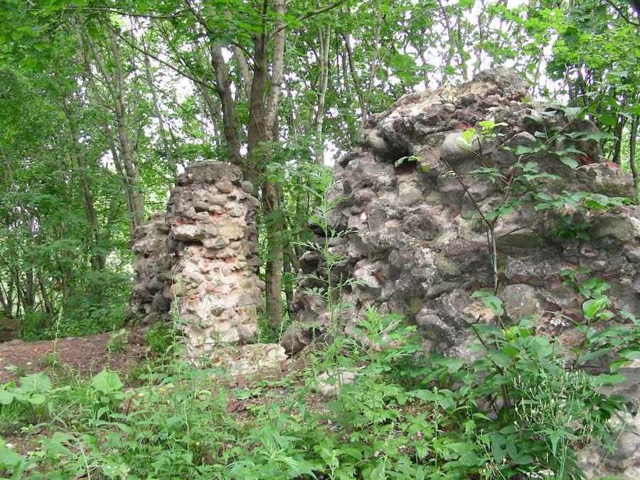 Hieraniony Castle