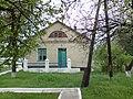 Зал ожидания станции Приворот - panoramio.jpg