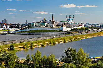 Kazan Kremlin - Kazan Kremlin