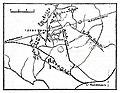 Карта к статье «Манассас». Военная энциклопедия Сытина (Санкт-Петербург, 1911-1915).jpg