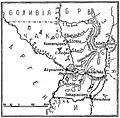 Карта к статье «Парагвай». Военная энциклопедия Сытина (Санкт-Петербург, 1911-1915).jpg