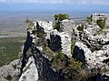Крепость Хорнабуджи на фоне Алазанской долины (Aleksey Muhranoff 2011).jpg