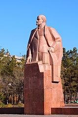 Памятник Ленину (Караганда)