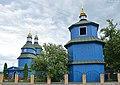 Острів. Дзвіниця Михайлівської церкви.jpg