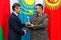 Официальный визит Министра обороны Российской Федерации генерала армии Сергея Шойгу в Астану 04.jpg