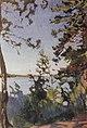 Парк на берегу Невы. 1916.jpg