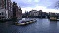 Речное судно в Амстердаме.jpg