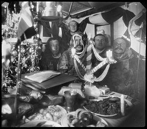 Adolf Lindstrøm - Image: Рождество Йоа