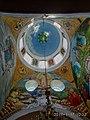 Розпис купола Свято-Троїцької церкви в смт. Диканька(4).jpg