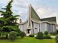 СК Cathedral of the Sacred Heart of Jesus, Skopje (Катедрала Пресвето срце Исусово, Скопје) (33304639054).jpg