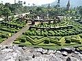 Сад Нонг Нуч (Паттайя, Таиланд). Маленький Стоунхендж.jpg