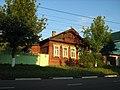Старинные деревянные дома на ул.Пушкинской..jpg