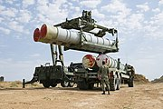 22T6 loader-launcher from S-400 and S-300 systems.