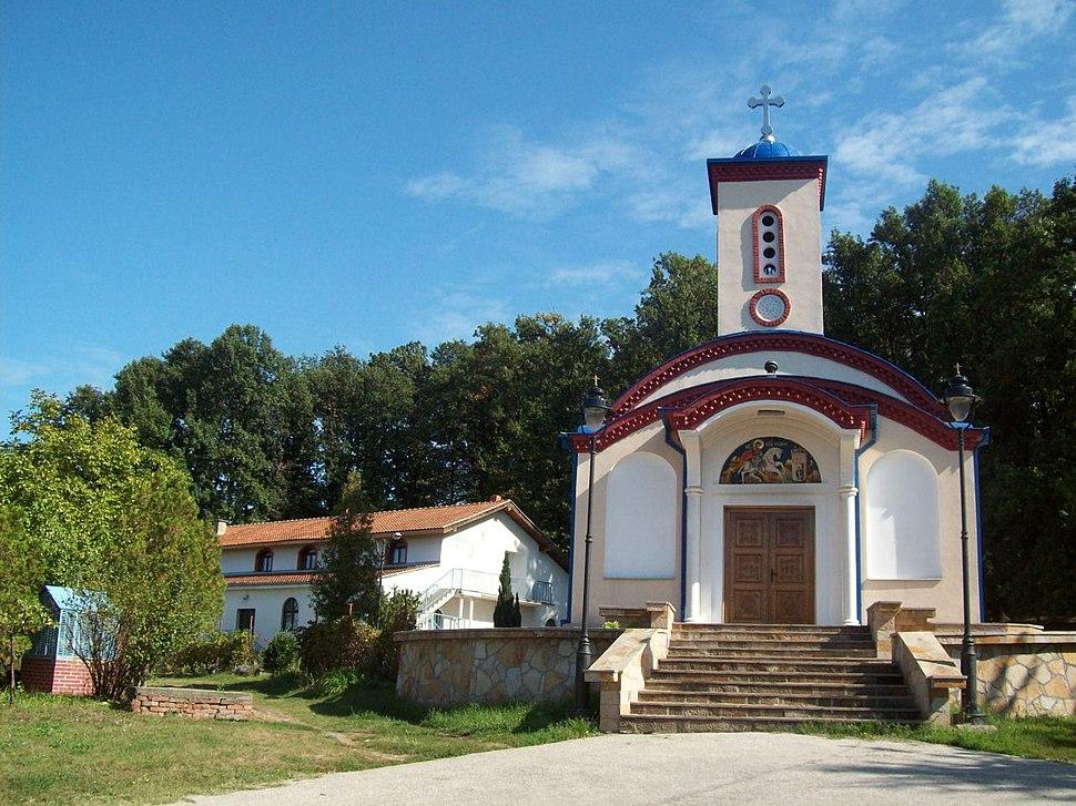 Храм Св.Георгије(Јасенак)Смедерево - panoramio