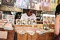 שוק יד שניה בכיכר דיזנגוף דוכן תקליטים.jpg
